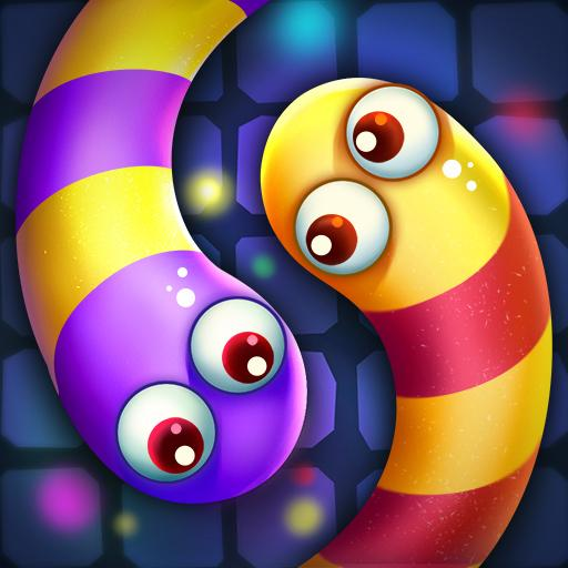 Worms Zone a Slithery Snake - Friv 2019 Games